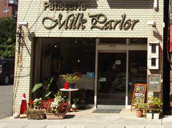 Milk parlor pastry shop