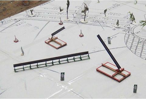 斜めの構成 1/斜めの構成 2/水平の構成 3